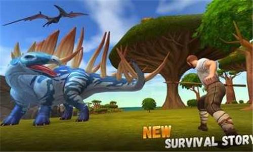 侏罗纪生存岛汉化破解版