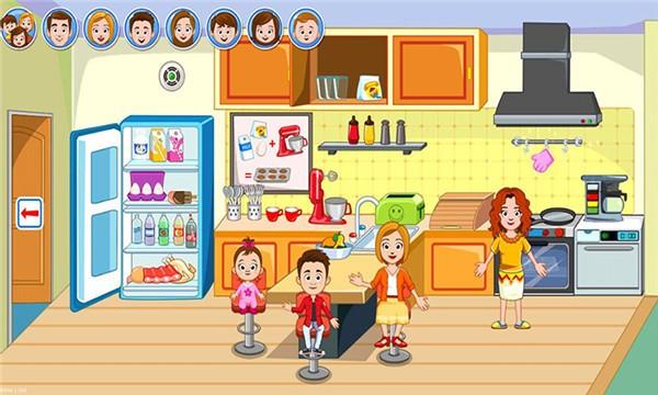 托卡乐园家庭聚会游戏