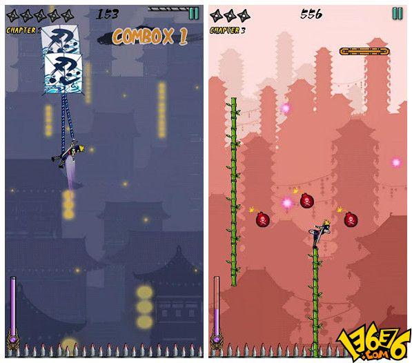 忍者跳跃 1.2.8