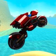 飞行摩托车模拟器游戏 2.0.0安卓版