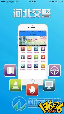 河北公安交管网App