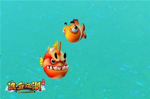 福瑞鱼上线 《热血江湖手游》家园玩法再升级