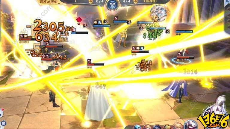 圣斗士星矢手游段位提升攻略 银河擂台赛新上分阵容推荐[多图]图片5