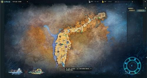 图005获得状态后地图上行踪将被标记-神一道天.jpg