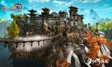 《剑网3缘起》瞿塘峡活动经典重现 白帝城风云再起