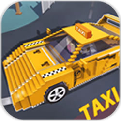 块状出租车司机无限金币版