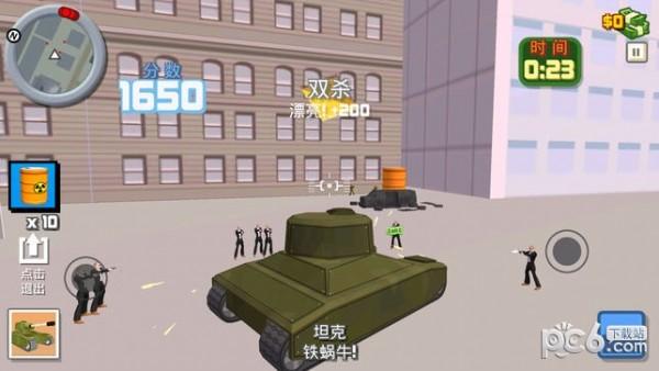 侠盗荣耀3d觉醒之战下载