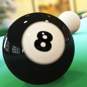 真实3D台球
