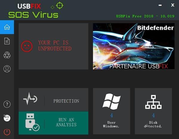 UsbFix(恶意软件清除工具)