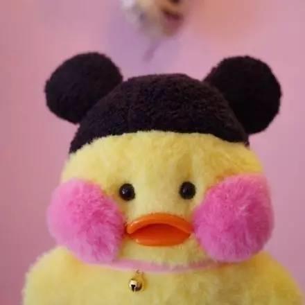 玻尿酸鸭表情包