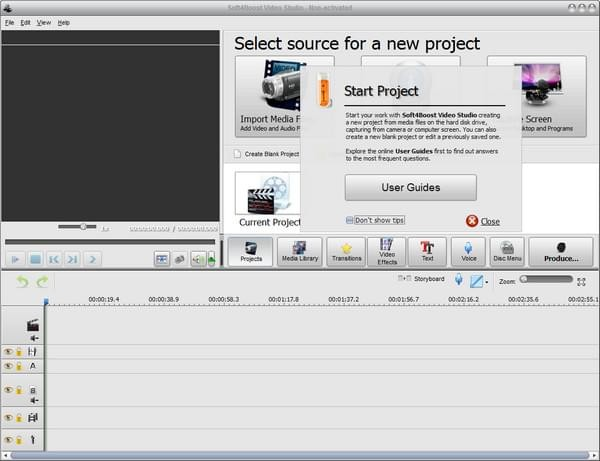 Soft4Boost Video Studio(视频编辑工具)
