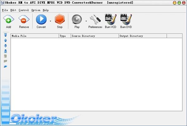 AVI DivX MPEG to DVD Converter and Burner Pro