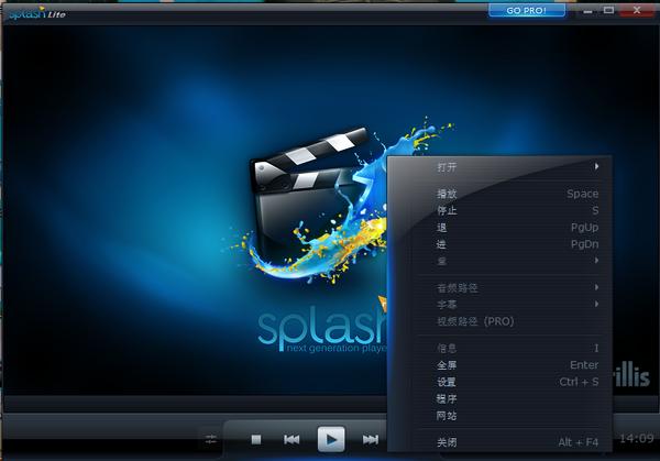 Splash Lite(高清视频播放)
