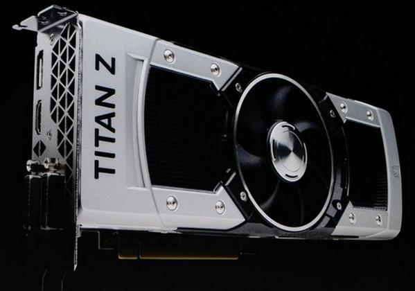 英伟达GeForce GTX Titan Z专用驱动
