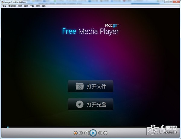 Macgo Free Media Player(视频播放器)