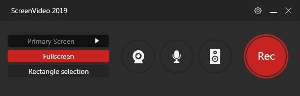Abelssoft ScreenVideo 2019(屏幕录像软件)