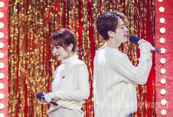 吴昕和徐海乔
