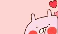 可爱卡通情侣头像萌萌哒的一对 卡哇伊萌萌哒的动漫情侣头像2019精选