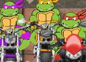 忍者神龟摩托车比赛2