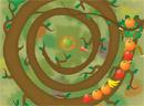 猴子水果祖玛-益智
