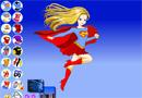 美女超人换装