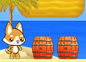 小狐狸吃雪糕-冒险