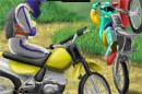 海滨摩托车