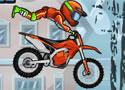 摩托障碍挑
