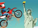 美国摩托车狂飙