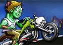 僵尸摩托车大赛