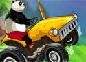 功夫熊猫拉货车- 赛车