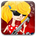 红色女魔头-射击