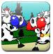 奶牛拳击赛-动作