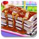 制作冰淇淋三明治蛋糕-休闲