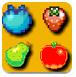 复古水果对对碰-益智
