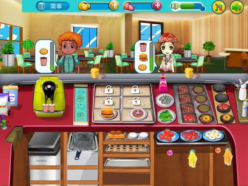 好玩的餐厅游戏大全下载